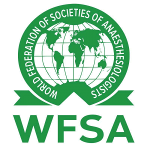 WFSA : World Federation of Societies of Anaesthesiologists
